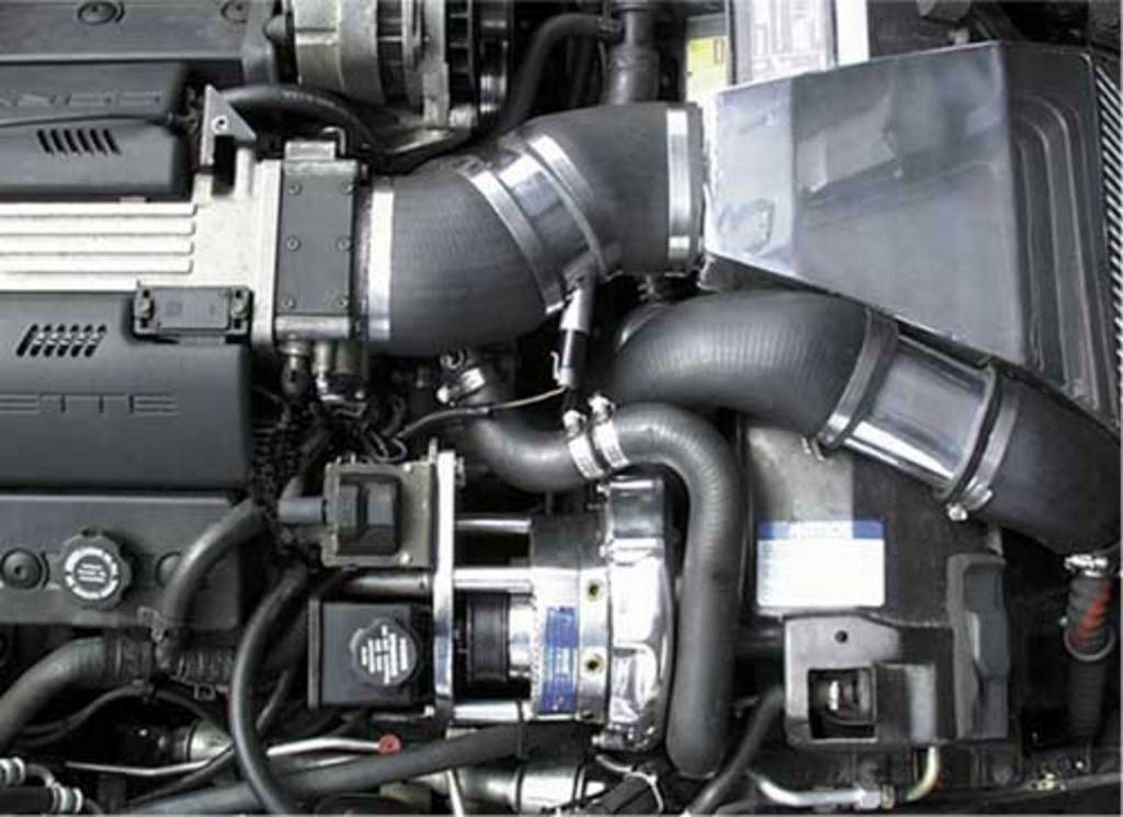 Procharger Supercharger Systems LRS Performance Inc